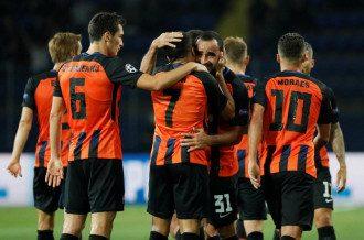 ФК Шахтер будет во второй корзине ЛЧ / Reuters