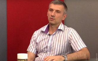 Олег Михайлик, которого тяжело ранили покушавшиеся