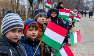 Закарпатье, Венгрия, сепаратизм