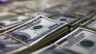 Курс доллара в Украине резко пошел вверх.