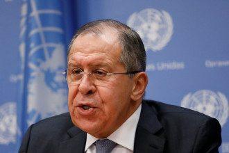 Лавров отчитался, чем его порадовала беседа с Зеленским по Донбассу