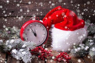 часы_переход на зимнее время_перевод часов_Новый год