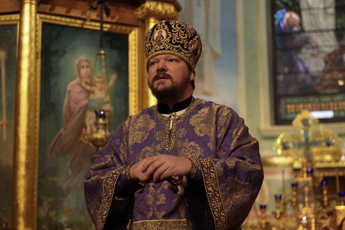 РПЦ_Епископ Наро-Фоминский Иоанн