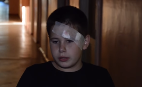Пострадавший в результате взрыва в Горловке раскрыл подробности трагедии