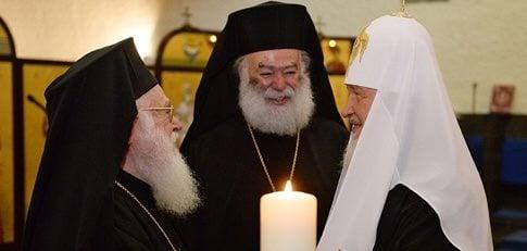 Кирилл, церковь