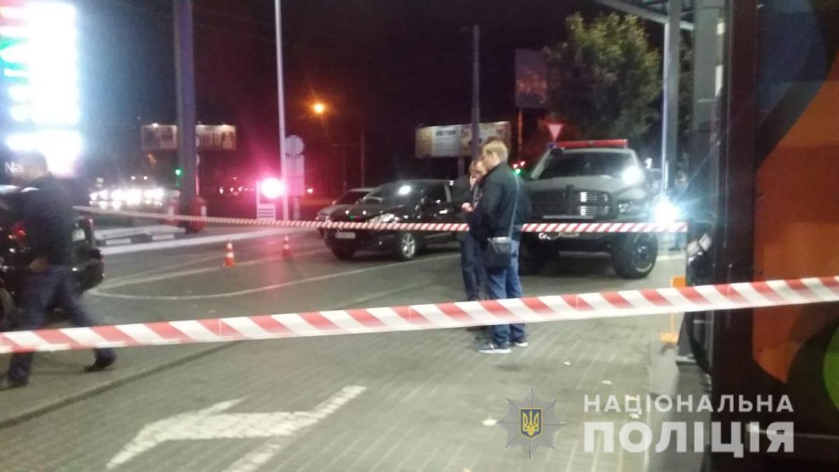 На Одесчине правоохранители задержали подозреваемых в стрельбе в активиста