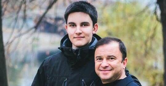 Виктор Павлик, сын
