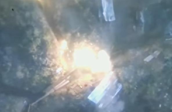 Офицер ВСУ сообщил, что на Авдеевском направлении воины ООС уничтожили позицию боевиков