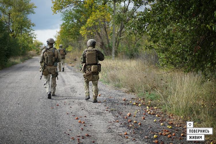 Под Волновахой воины ООС провели успешную спецоперацию, сообщили волонтеры