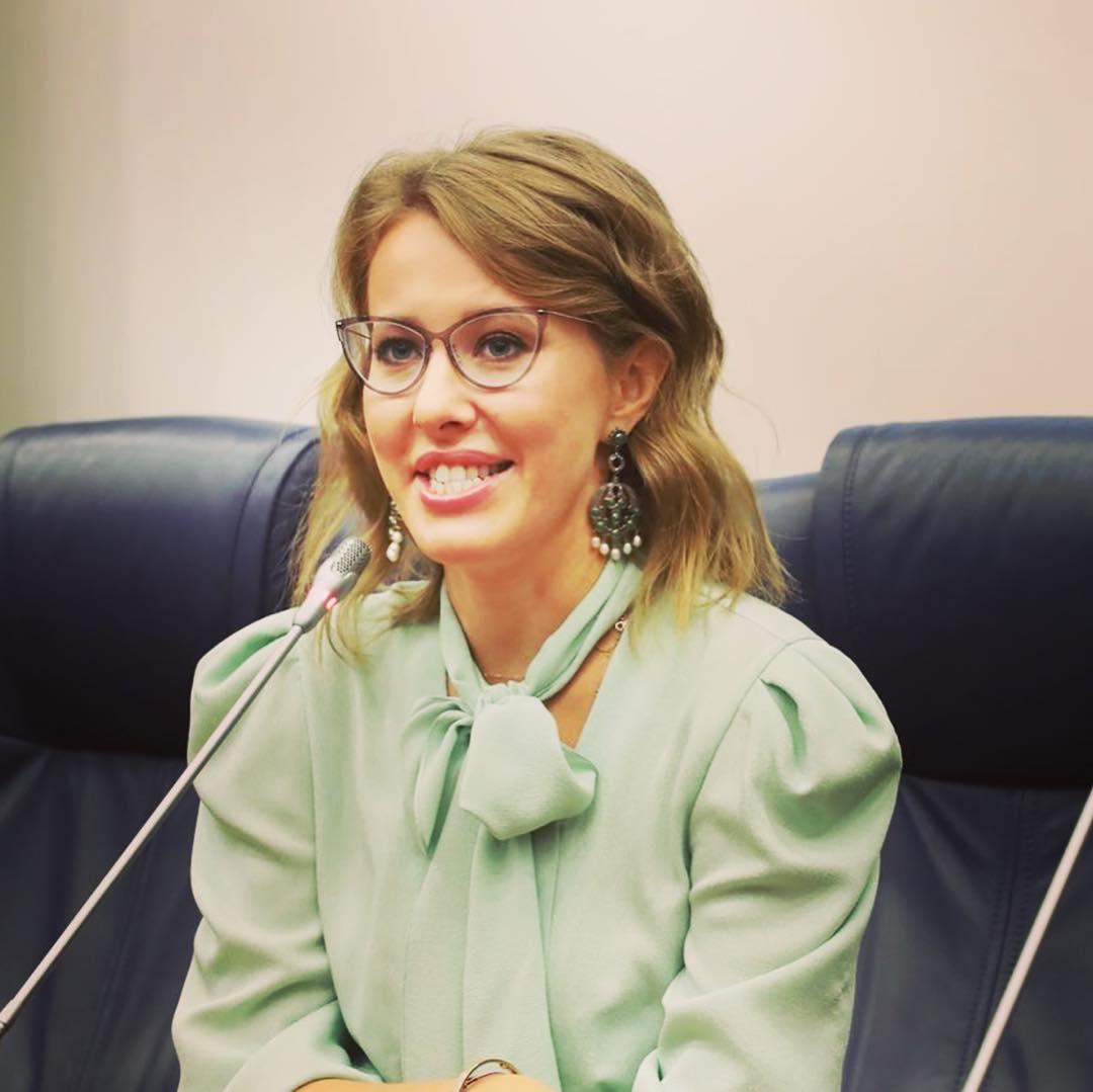 Kseniya Sobchak Nude Photos