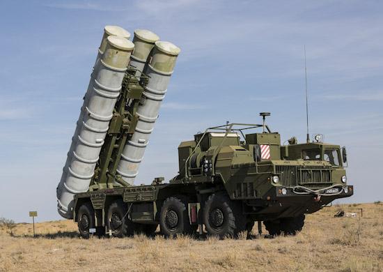 С-300, ВС России