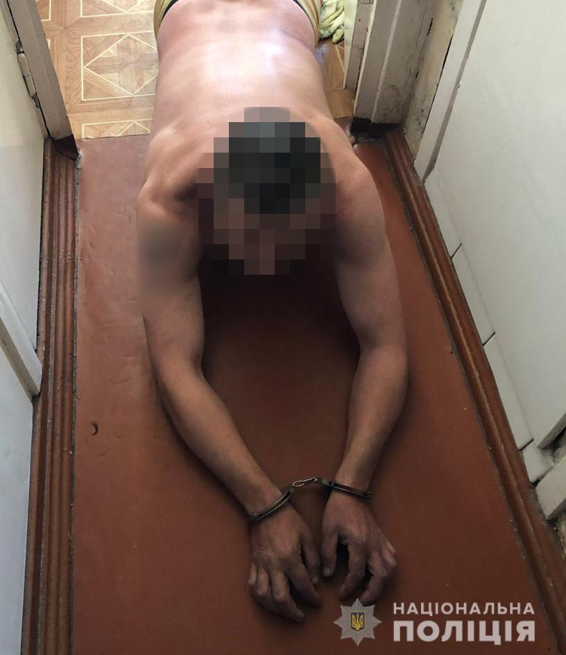 В Харькове задержали убийцу-каннибала