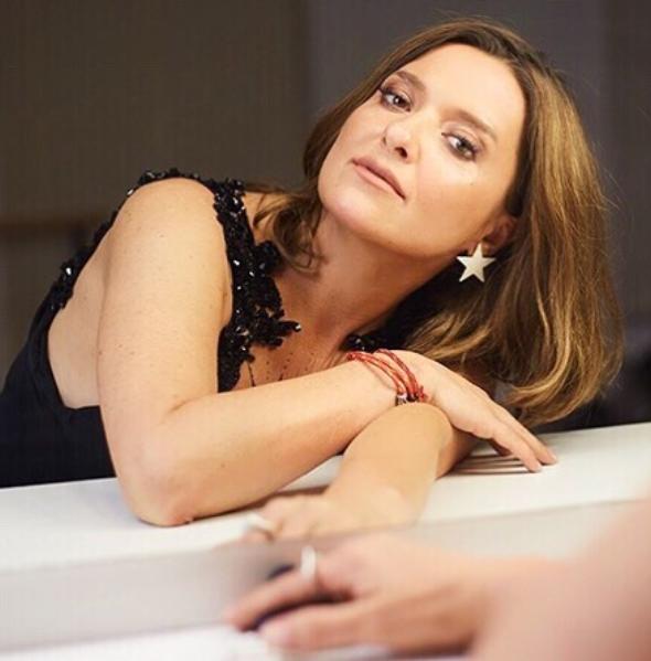 Наталья Могилевская на отдыхе похвасталась попой