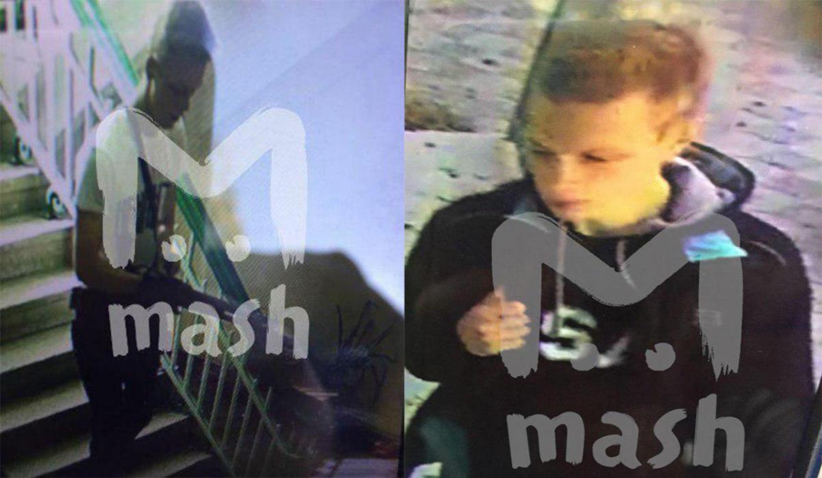 Фото подозреваемого в террористической атаке