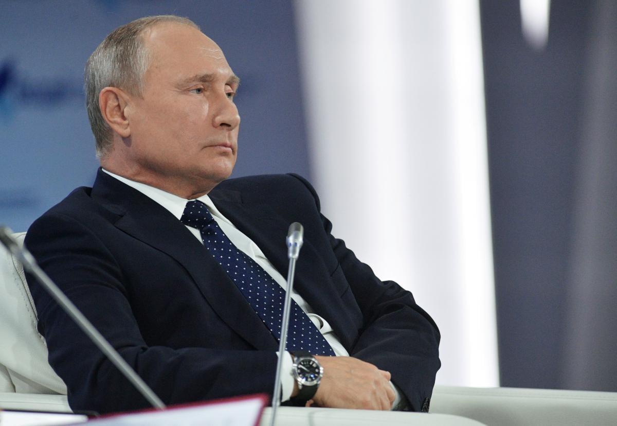 Эксперт полагает, что если Владимир Путина не достигнет намеченной цели по Украине, то в России станет