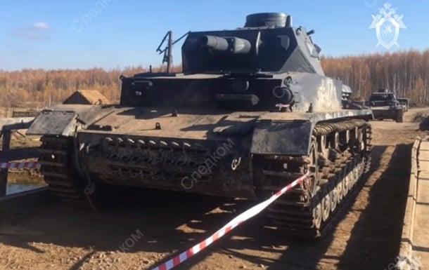 Злосчастный танк