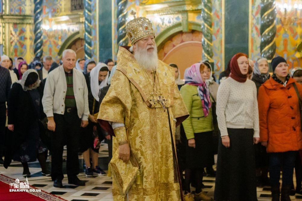 митрополит Одесский Агафангел
