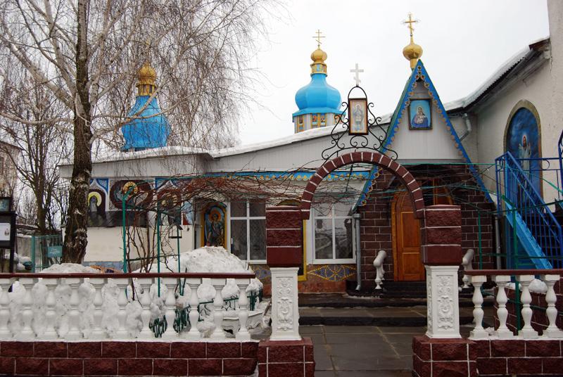 Свято-Анастасиевский храм при ИК №85