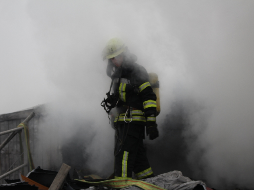 На Днепропетровщине в результате пожара погибли три человека