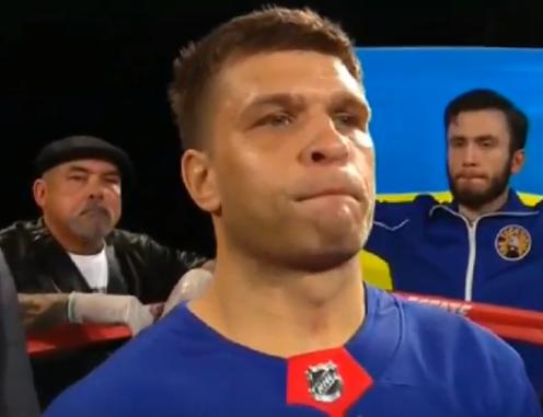Сергей Деревянченко уступил Дэниелу Джейкобсу