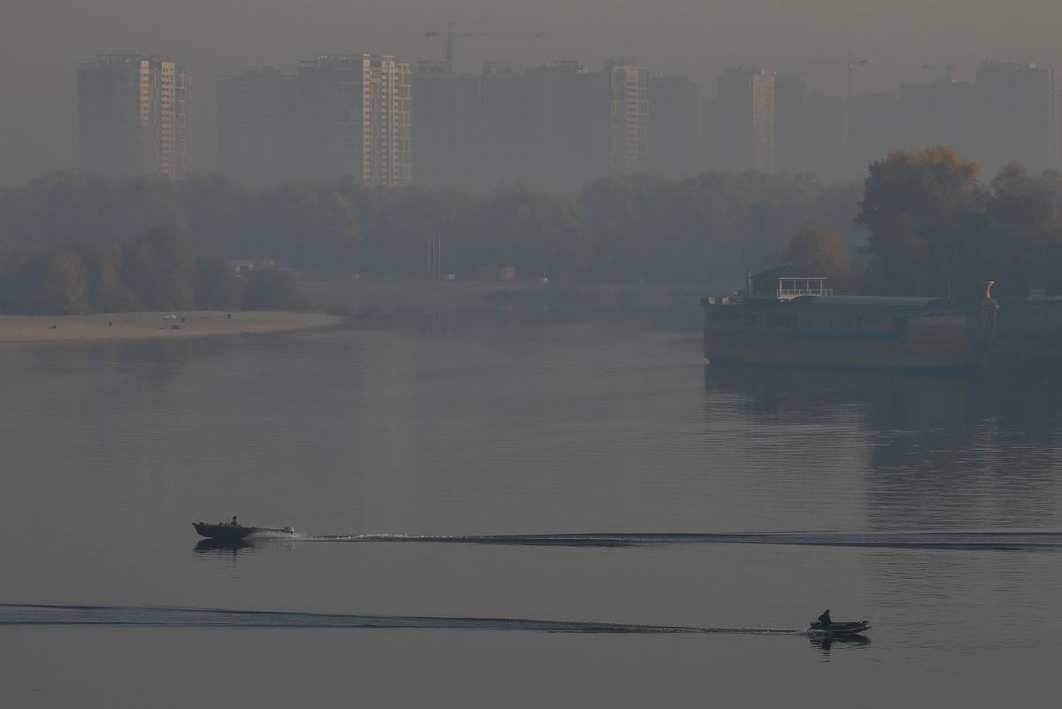 Синоптики спрогнозировали, что в Киеве 1 ноября не будет осадков