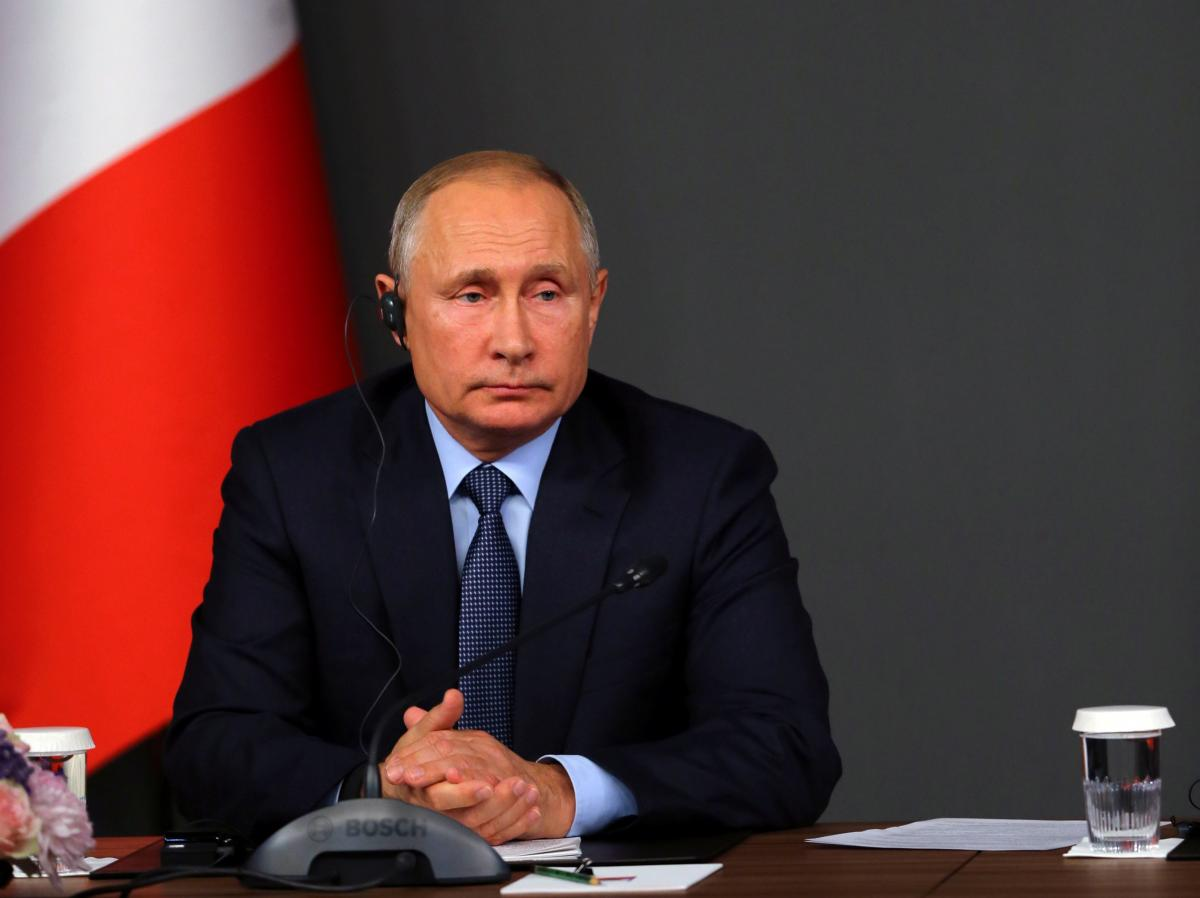 Журналистка сообщила, что Владимир Путин, похоже, утомлен