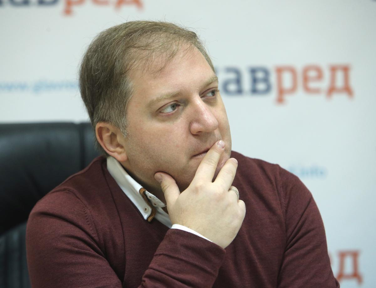 Олег Волошин