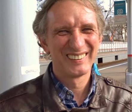В РФ в результате ДТП погиб Владимир Бородин