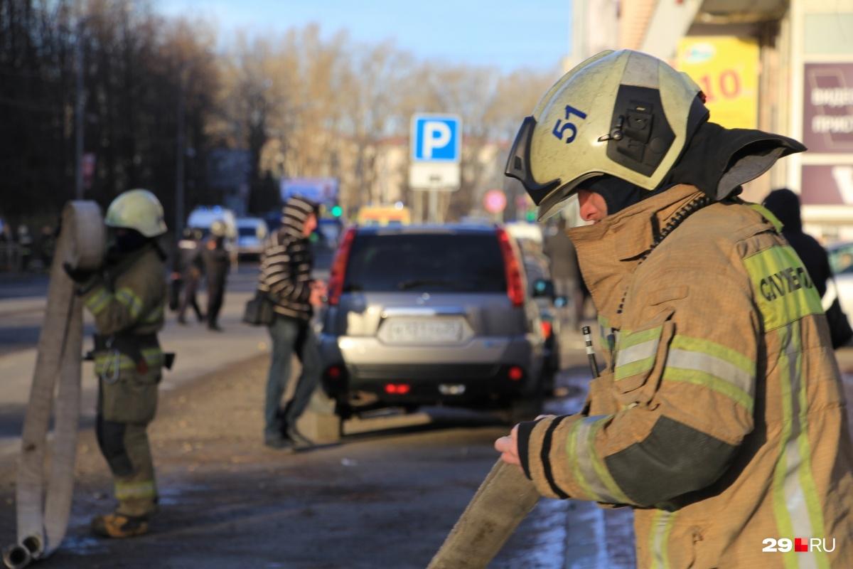 В российском городе взрыв в здании ФСБ признали терактом
