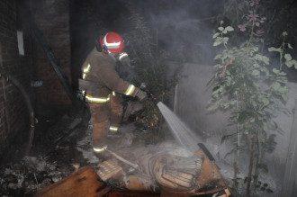 В Кропивницком при пожаре погибли три человека