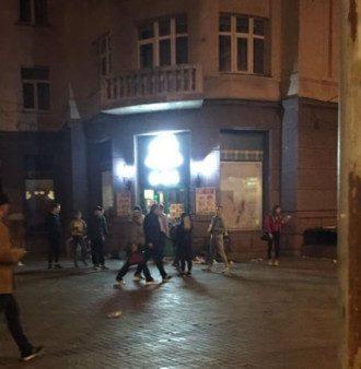 Именно так выглядел магазин после ограбления / Facebook Ангелины Бакалинской