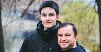 Віктор Павлік, син