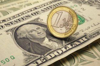 НБУ на десятки копеек снизил курс гривны к доллару и евро