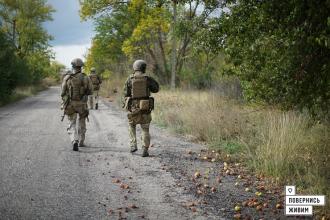 Під Волновахою воїни ООС провели успішну спецоперацію, повідомили волонтери
