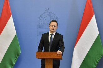 Петер Сийярто сообщил, что Венгрия не прекратит блокировать комиссию Украина — НАТО по нескольким причинам