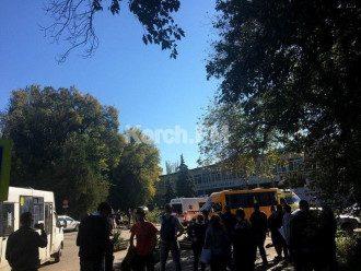 В колледже в Крыму в столовой мог взорваться газ