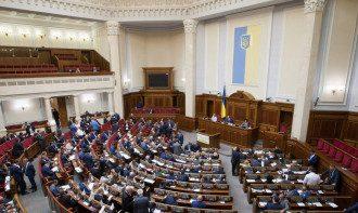 В рейтинге партий на выборах в Раду произошли изменения