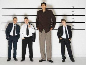Высота, рост