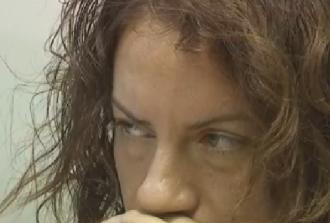 В Киеве суд решил арестовать подозреваемую в убийстве собственных детей Екатерину Бабкину