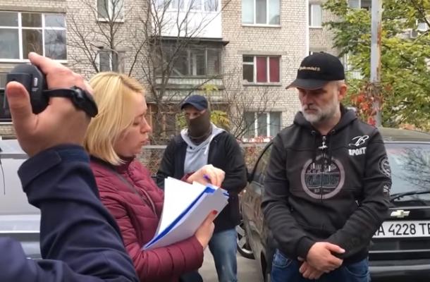 Подозреваемый в госизмене Валерий Чернобук задержан