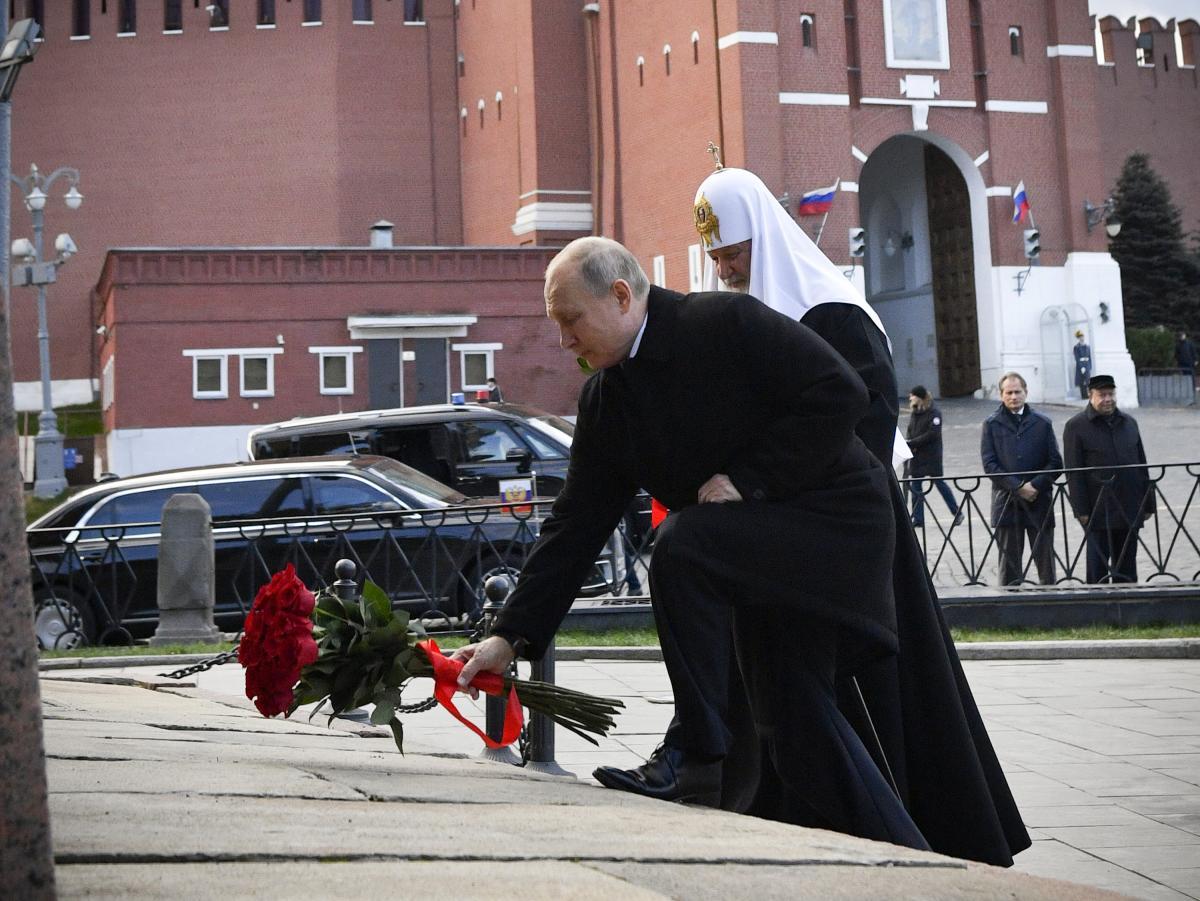 Политолог высмеял фото Владимира Путина с патриархом Кириллом