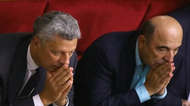 Юрий Бойко, Вадим Рабинович