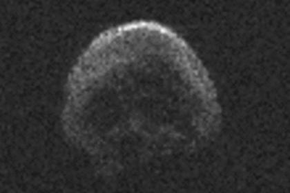 КЗемле мчится ''комета смерти'': ужасающие кадры изкосмоса