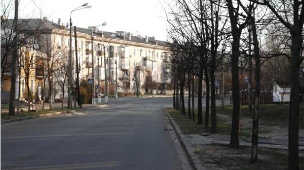 Опустевшие улицы Киева и других городов внушают тревогу