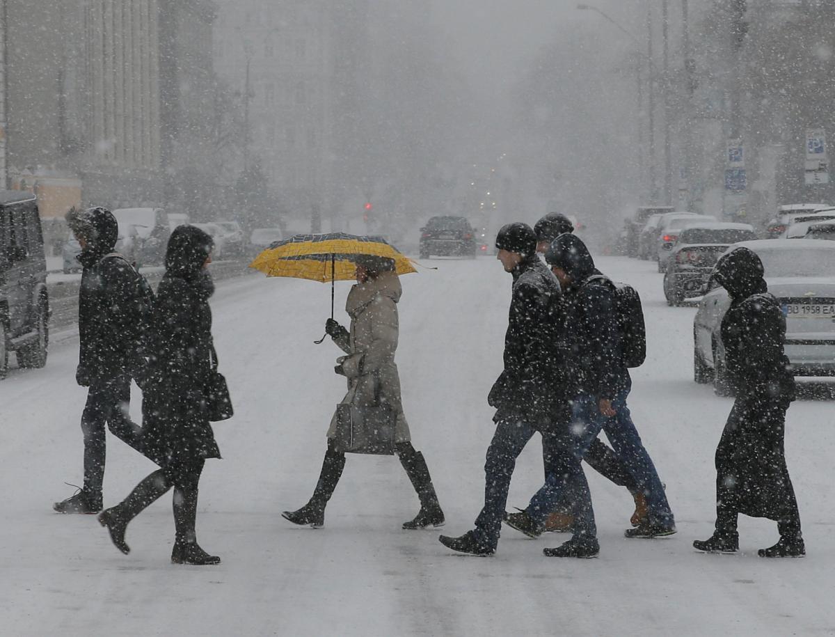 Синоптик спрогнозировала, что в пятницу в Украине изюминкой погоды будет похолодание