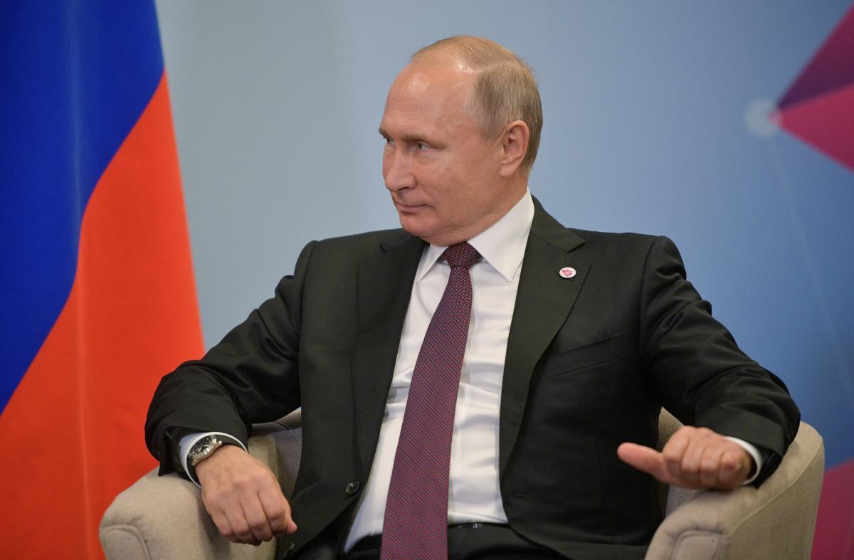 Сокурсник Владимира Путина полагает, что США могут полноценно заняться Украиной, если украинские чиновники прекратят воровать