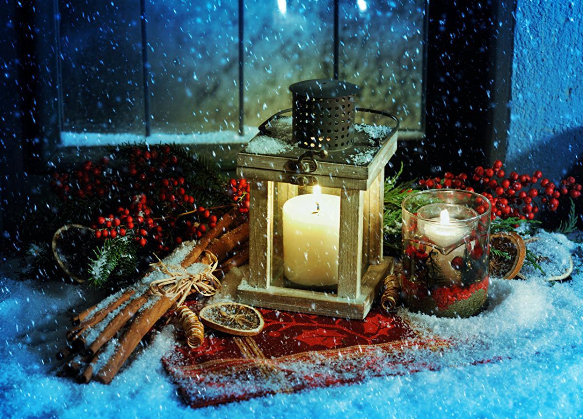 праздники_Новый год_Рождество_снег