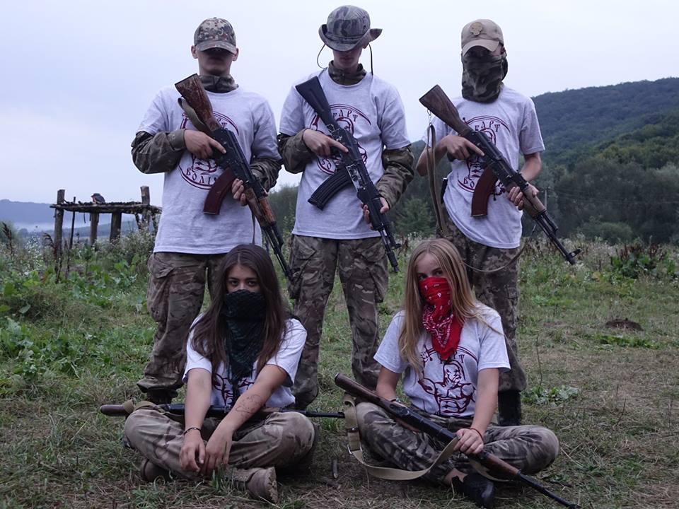 Украина открестилась отподготовки детей-убийц вгосударстве
