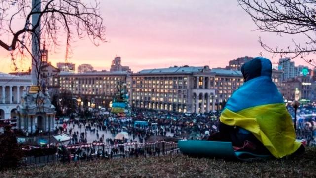 Украина, Майдан, крах