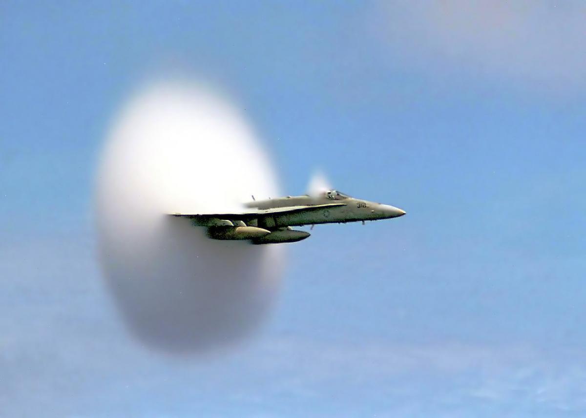 Технология будет испытываться на F-18